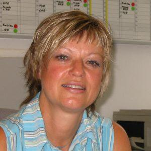 Angelika Schulz - Portrait