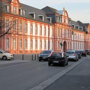 Ehrenfriedstraße, Ortskern Brauweiler