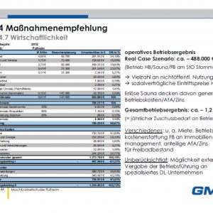 Machbarkeitsstudie vom 23.09.2008 - GMF