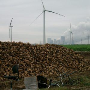 Windkraft aus Pulheim - sogar die Büromöbeln wurden bereits angeliefert