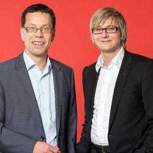 Dierk Timm & Torsten Rekewitz.