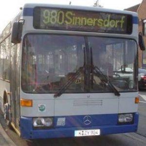 Busbeschleunigung der Regionalbuslinie 980
