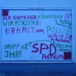Polizei Plakat 2