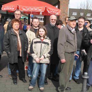 Sinnersdorf Frühjahrsputz 2008 - 2