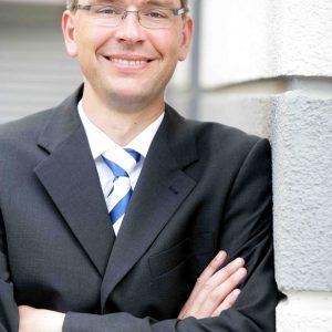 Bürgermeisterkandidat Florian Herpel