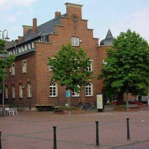 Rathaus, historisch