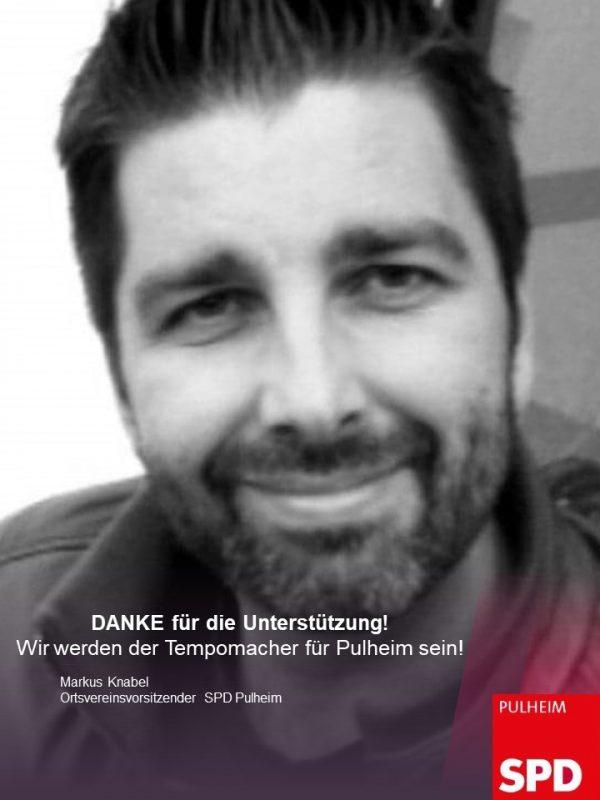 Markus Knabel will Tempomacher für den OV sein