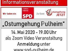 Banner Ostumgehung Pulheim