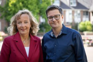 Sylvia Fröhling und Torsten Rekewitz