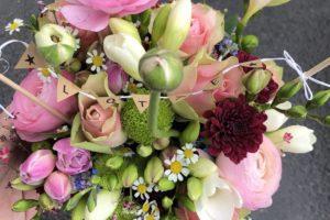 Blumengesteck für Lotte